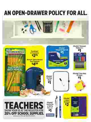 Dollar General - deals are valid from 07/05/20 to 08/29/20 - page 10.