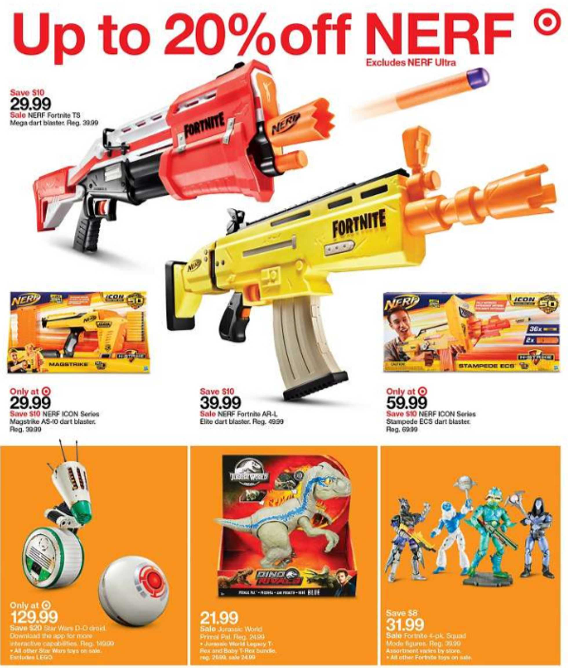 Target - deals are valid from 10/27/19 to 11/02/19 - page 3.