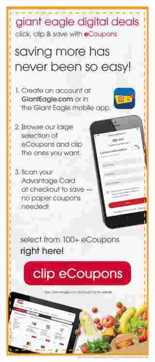 Giant Eagle - deals are valid from 07/30/20 to 08/05/20 - page 7.