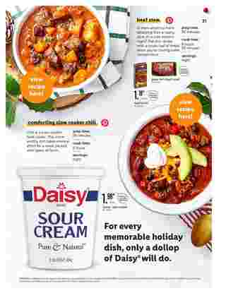 Lidl - deals are valid from 10/30/19 to 12/31/19 - page 21.