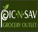 Pic N Sav logo